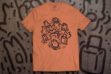 rabbitz tshirt per giveaway