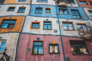 case colorate a vienna