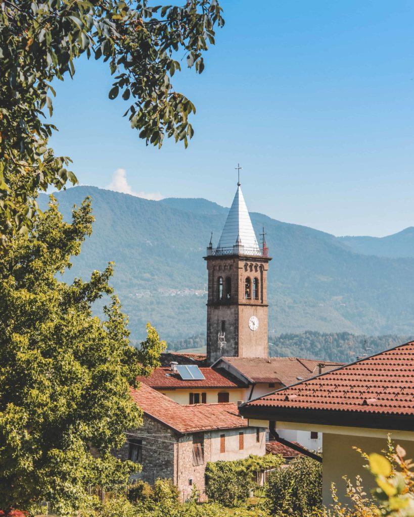chiesa preone carnia
