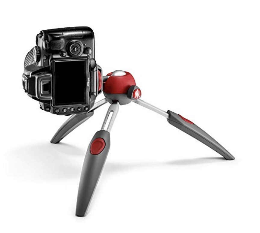 manfrotto treppiede portatile