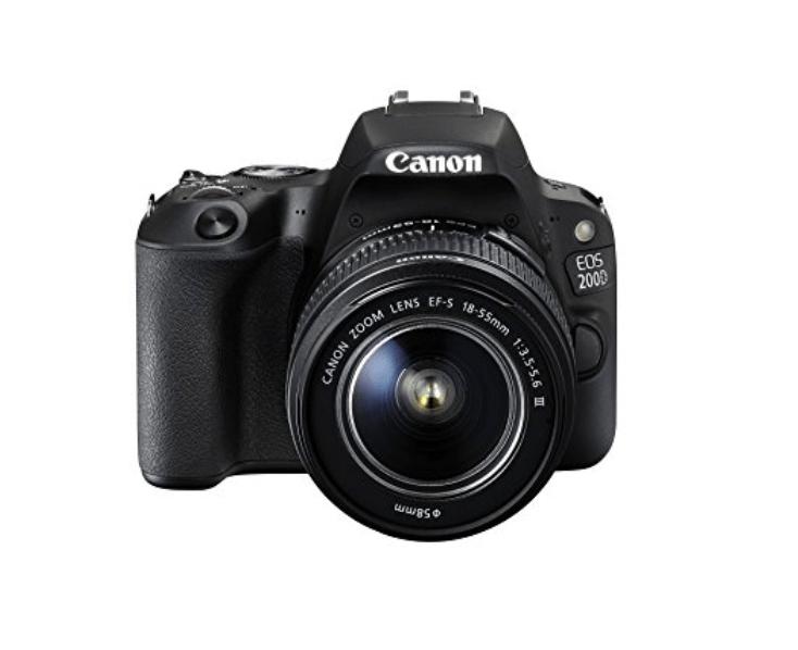 reflex canon eos200d