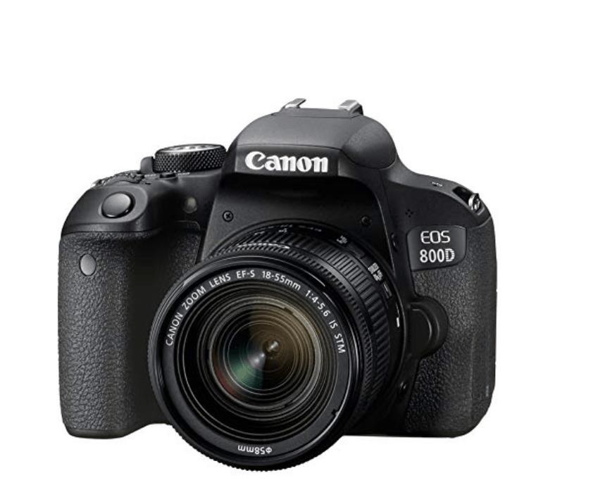 reflex canon eos800d