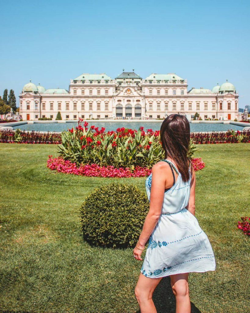 Il Belvedere di Vienna