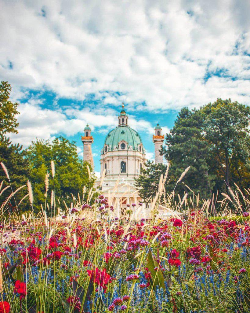 Chiesa di San Carlo a Vienna
