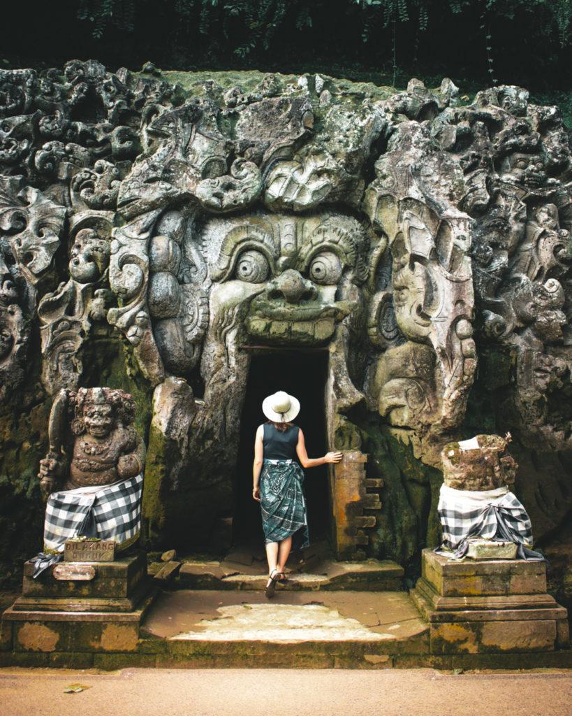 tempio di goa gajah