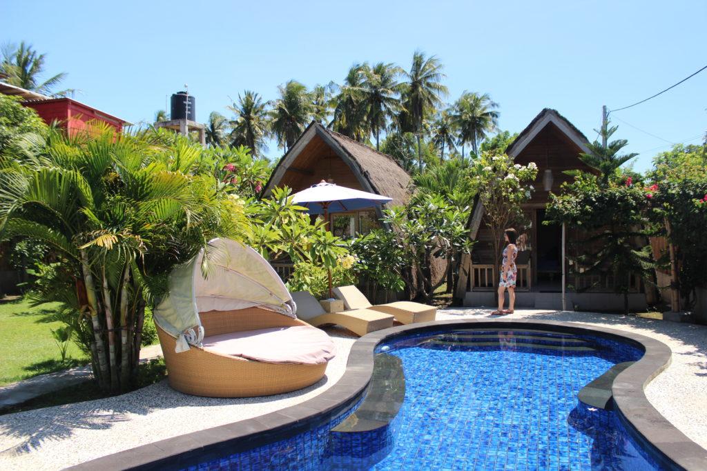 Bungalow a Bali
