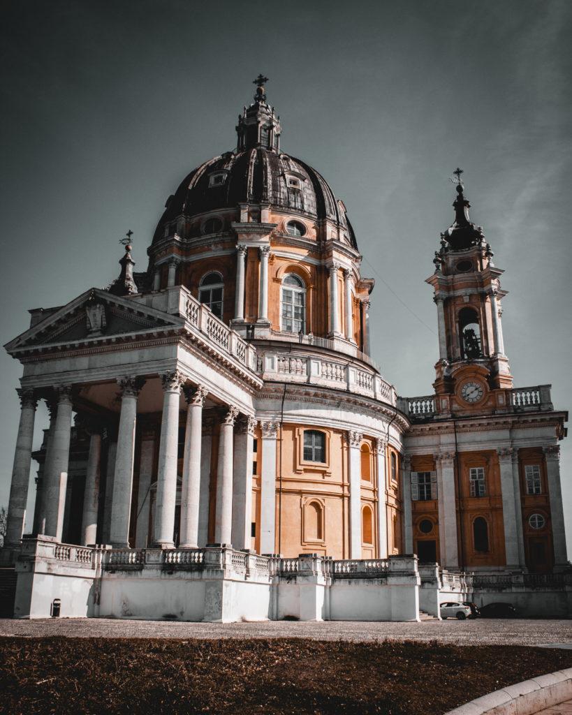 La cattedrale di Superga, tra le 10 cose da vedere a Torino