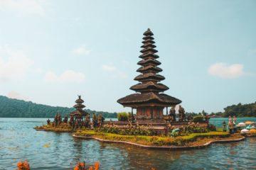 Tempio Ulun Danu Beratan, Bali