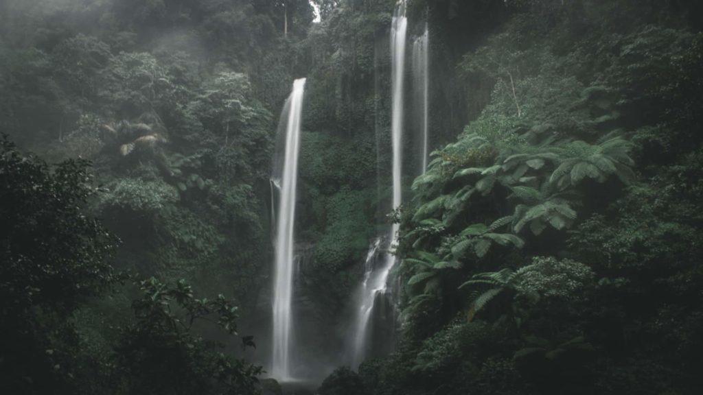 Cascate Sekumpull, nel nord di Bali