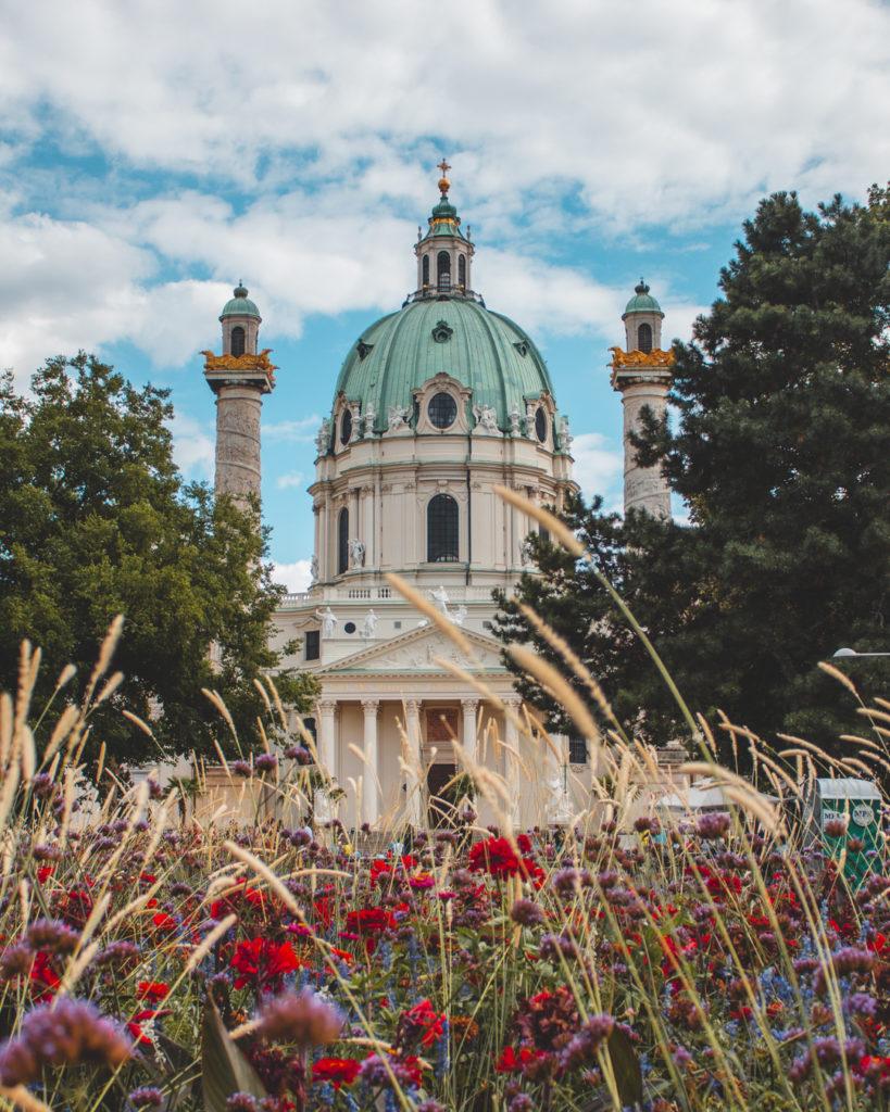 Chiesa di San Carlo, Vienna