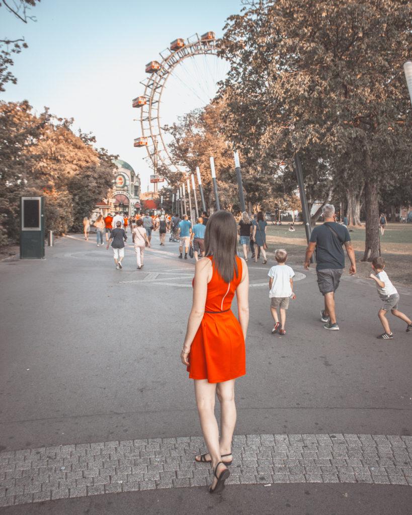 Prater, il parco divertimenti di Vienna