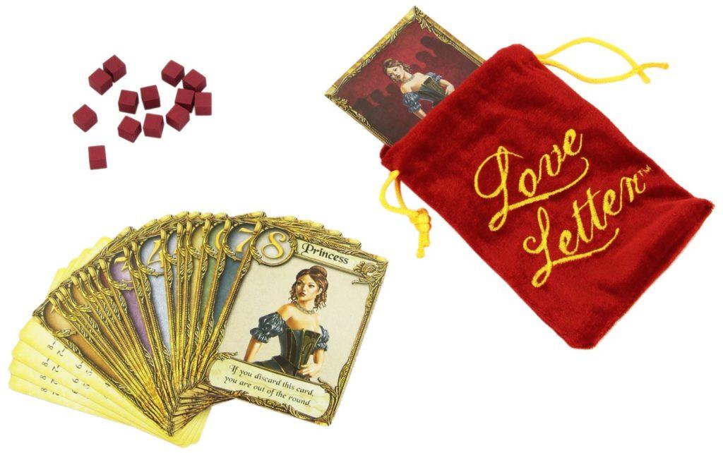 gioco da tavolo love letter