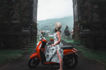 elena in scooter