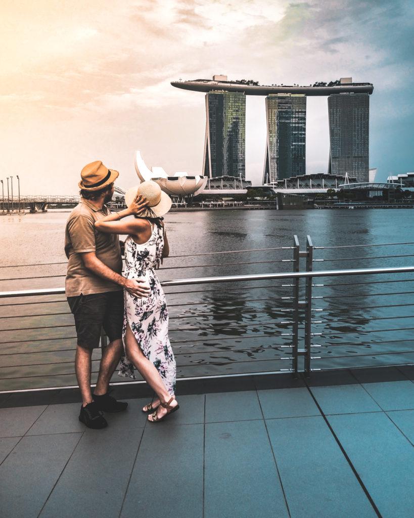 scalo a singapore: cosa vedere