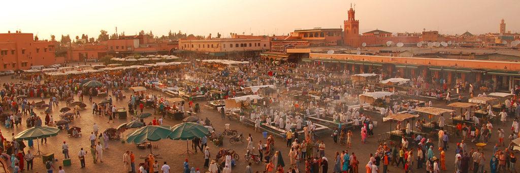 Viaggio di gruppo in Marocco