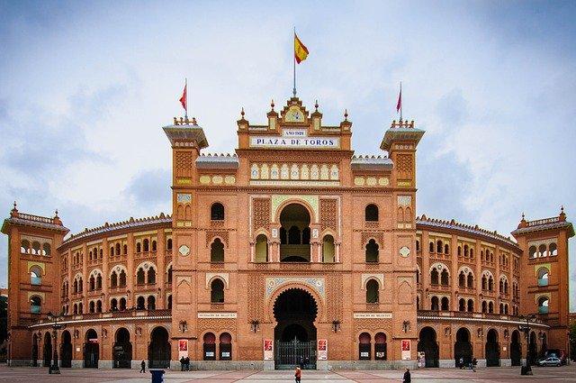 Arena di Las Ventas