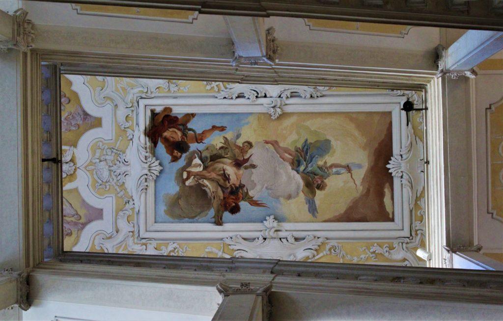Affresco Museo Tiepolo