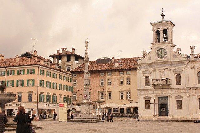 Piazza San Giacomo a Udine