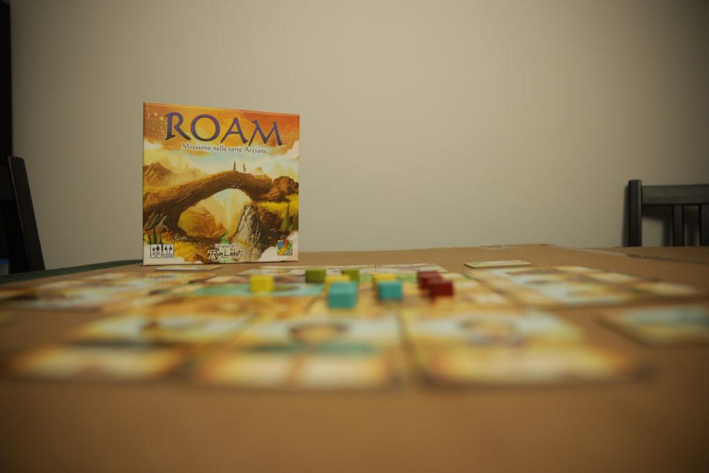 roam gioco da tavolo