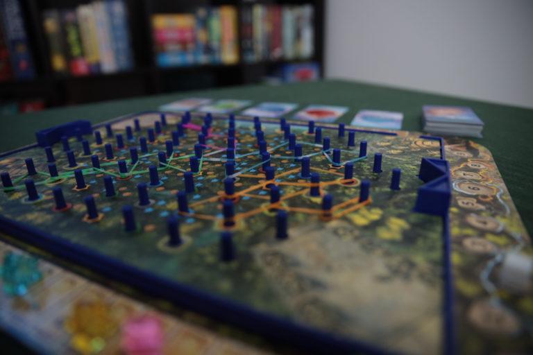 Elastium gioco da tavolo