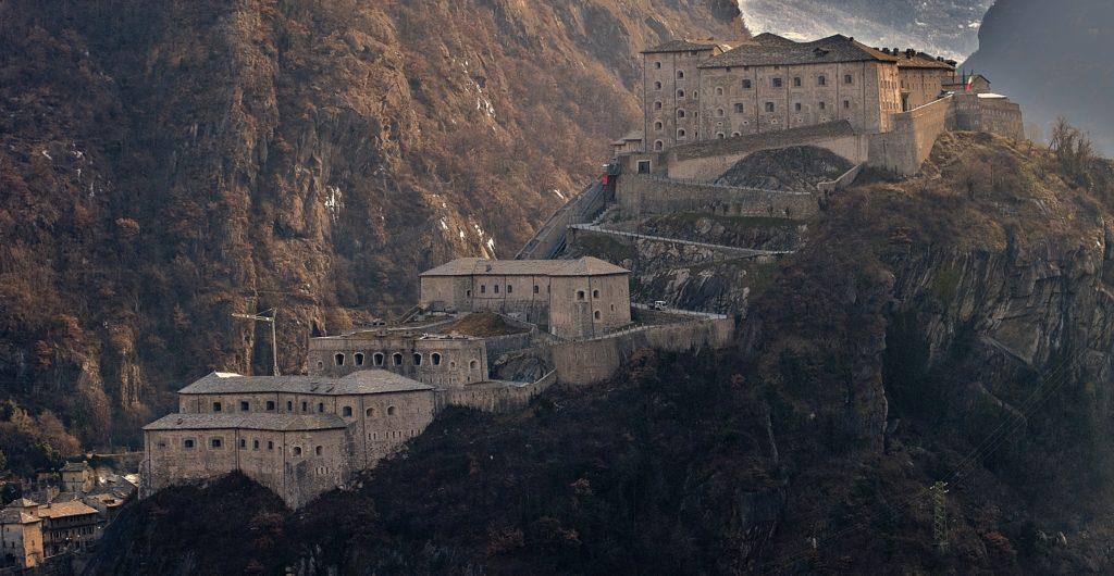 Forte di Bard curiosità valle d'aosta
