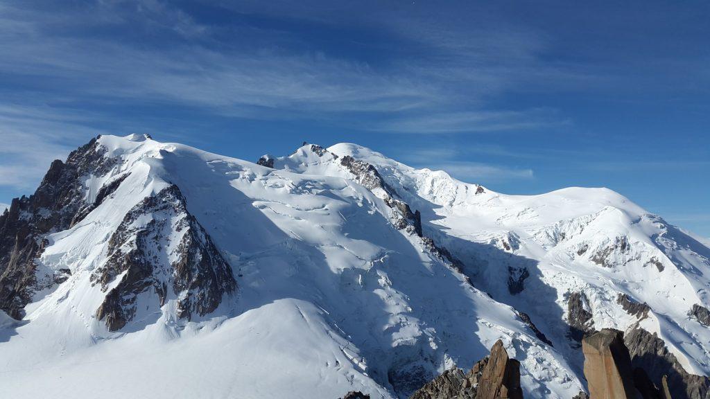 Monte Bianco curiosità valle d'aosta