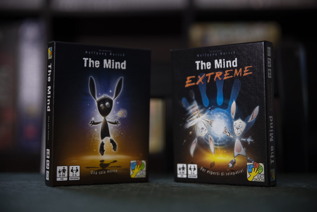 The mind extreme e the mind