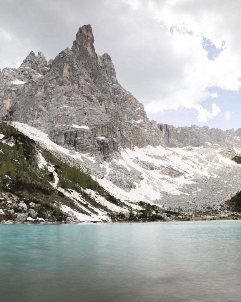 Il lago di Sorapis