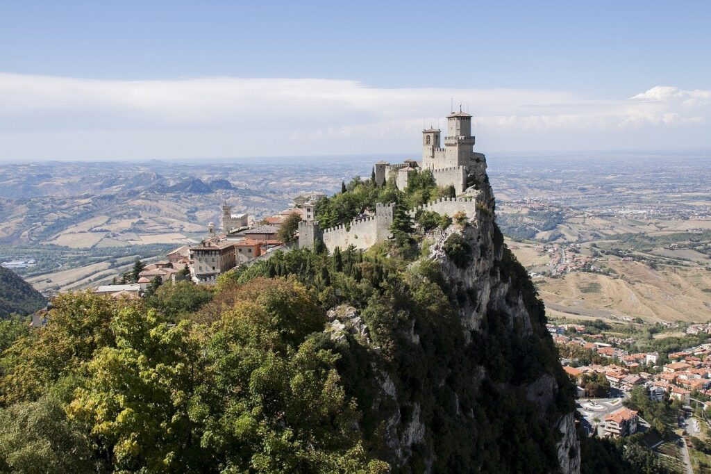 San Marino curiosità sull'emilia romagna