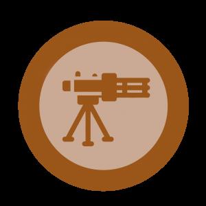 mitragliatrice icon
